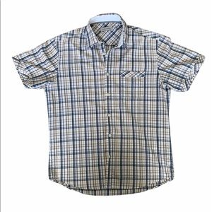 JAMES CAMPBELL short sleeve button down